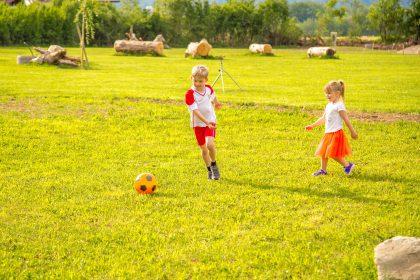 Kindergeburtstag mit Spaßfaktor bei Kick2Gether